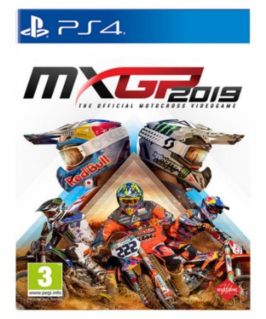 MXGP 2019 THE OFFICIAL MOTOCROSS- PS4 MIDIA DIGITAL