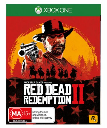 Red dead Redemption Xbox one-midia digital