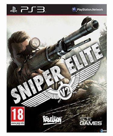 Sniper Elite V2-ps3 psn midia digital
