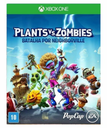 Plants vs. Zombies™: Batalha por Neighborville Xbox one midia digital