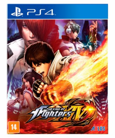 The King of Fighters XIV-Ps4 psn midia digital
