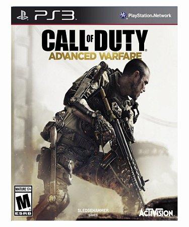 Call of Duty Advanced Warfare -  Ps3 psn Midia Digital
