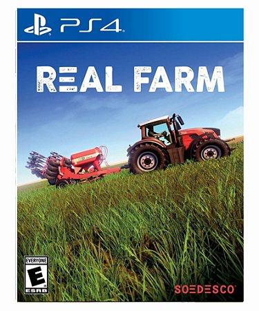 Real Farm-ps4 psn midia digital