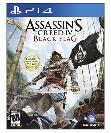Assassins Creed Black Flag-PS4 PSN MIDIA DIGITAL