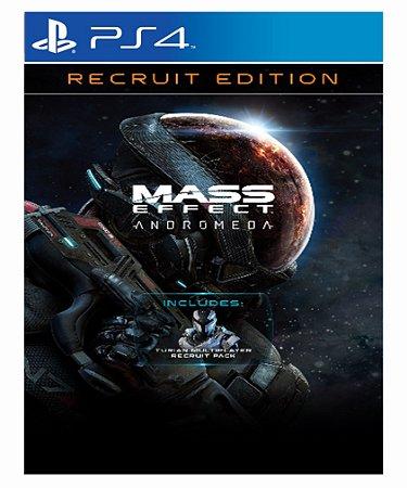 Mass Effect™: Andromeda Edição Recruta Standard