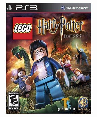 Lego Harry potter Years 5-7 ps3 psn midia digital