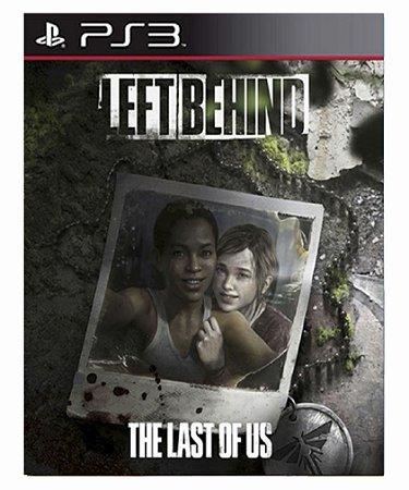 The Last of Us Left behind-ps3 psn midia digital
