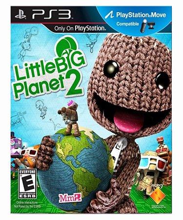 Little BigPlanet 2- ps3 psn midia digital