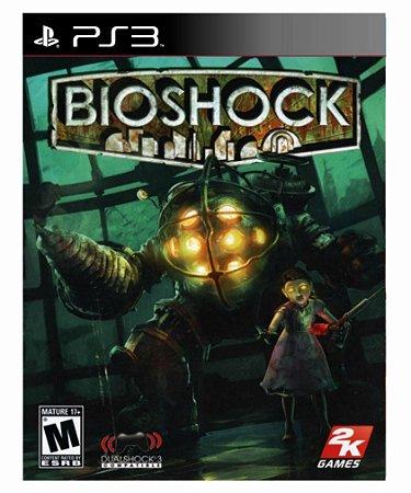 BIOSHOCK - PS3 PSN MIDIA DIGITAL