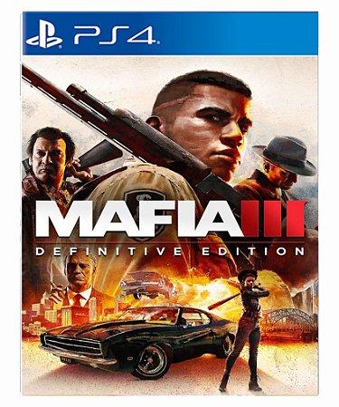 Mafia III Definitive Edition - PS4 PSN MIDIA DIGITAL