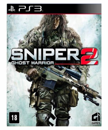 Sniper Ghost Warrior 2-PS3 MIDIA DIGITAL