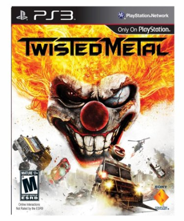 Twisted Metal -PS3 PSN MIDIA DIGITAL