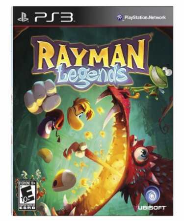 Rayman legends-PS3 PSN MIDIA DIGITAL
