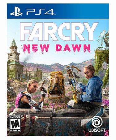 Far cry newn Dawn-PS4 PSN MIDIA DIGITAL