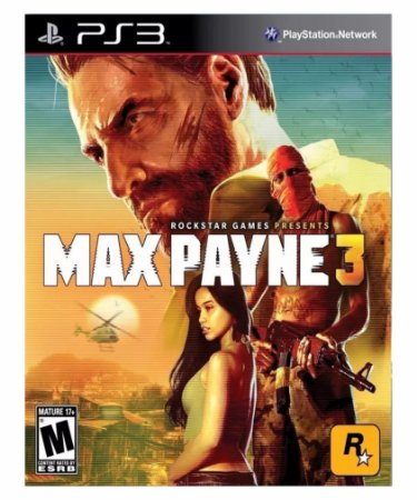 Max Payne 3 -PS3 PSN MIDIA DIGITAL