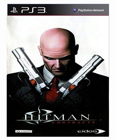 Hitman contracts HD- PS3 PSN MIDIA DIGITAL
