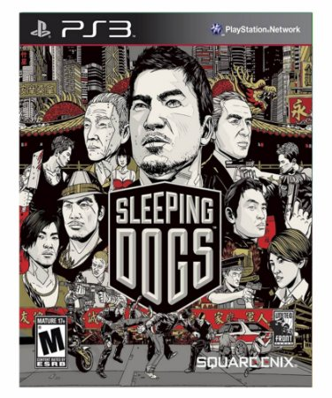 Sleeping Dogs- ps3 psn midia digital
