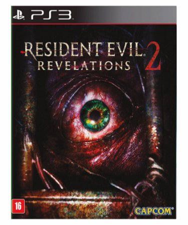 Resident Evil Revelations 2 Deluxe Edition-PS3 PSN midia digital