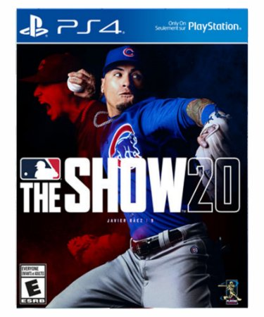 MLB THE SHOW 20-PS4 MIDIA DIGITAL
