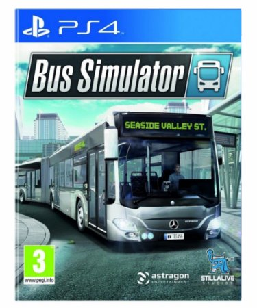 Bus simulator -ps4 psn midia digital