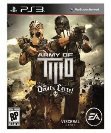 Army of TWO The Devil's Cartel- PS3 PSN Midia digital