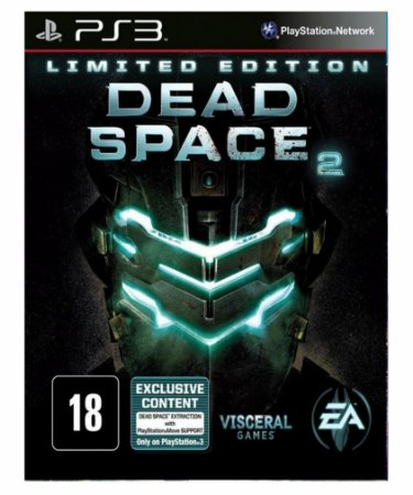 Dead Space 2 -ps3 psn midia digital