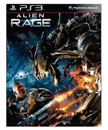 Alien rage -ps3 psn midia digital