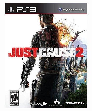 Just cause 2- PS3 PSN MIDIA DIGITAL
