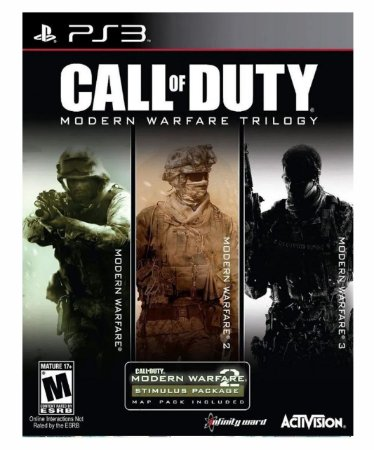 Call of Duty Modern Warfare® Bundle-ps3 psn midia digital