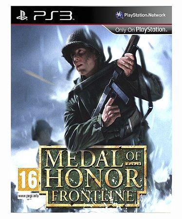 Medal of honor frontline-ps3 psn midia digital