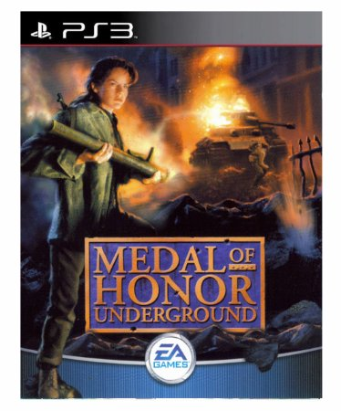 Medal of Honor Underground (PSOne Classic)- ps3 midia digital