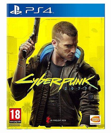 Cyberpunk 2077 -ps4 psn midia digital pré venda