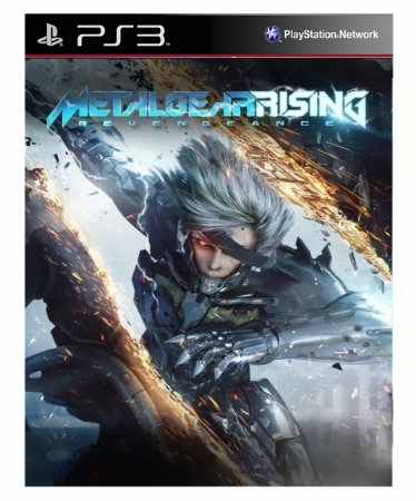Metal gear rising revengeance -PS3 midia digital