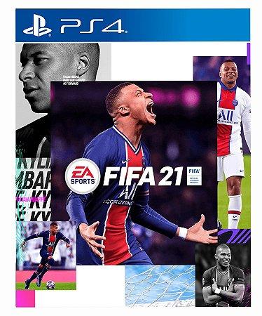Fifa 21 Ps4 Mídia digital Pré Venda