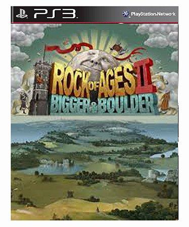 Rock of Ages 2: Complete Bundle Ps3 Mídia digital