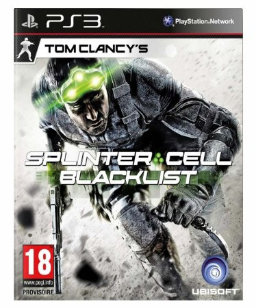 Tom Clancys Splinter Cell Blacklist Ps3 Mídia Digital