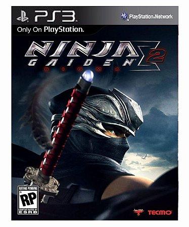 Ninja gaiden sigma 2- PS3 Midia digital