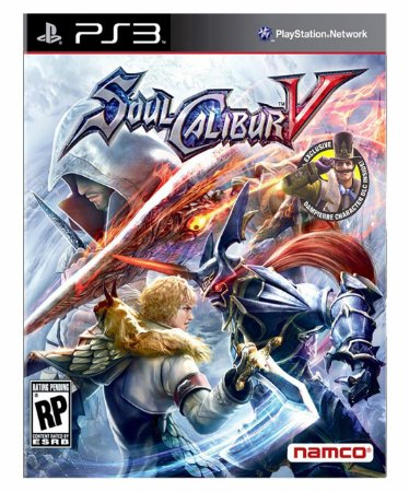Soul Calibur V - PS3 PSN Midia digital