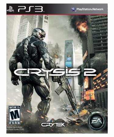Crysis 2-Ps3 Mídia digital