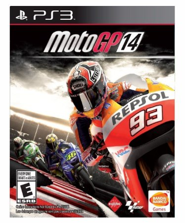 MotoGP 14 - Ps3 Mídia digital