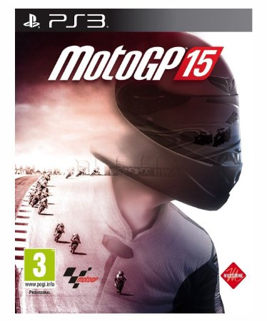 MotoGP 15 - Ps3 Mídia Digital
