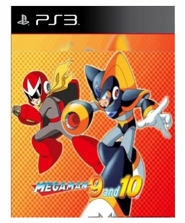 Mega Man 9 and 10 combo pack- Ps3 Mídia Digital