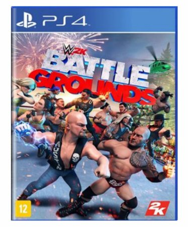 WWE 2K Battlegrounds - Ps4 PSN Mídia Digital - Pré Venda