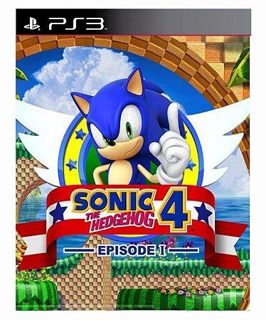 Sonic The Hedgehog 4 Episodio I ps3 psn midia digital