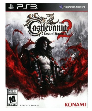 Castlevania Lords of Shadow 2 - Ps3 PSN Mídia Digital