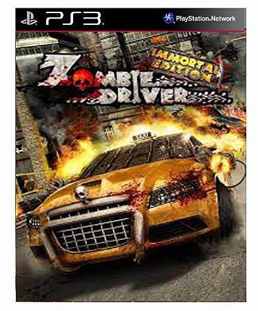 Zombie Driver Immortal Edition - Ps3 - Psn Mídia Digital