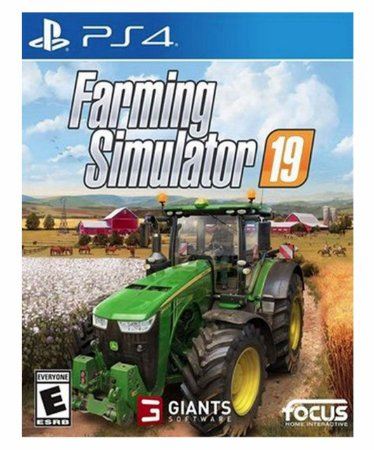 farming simulator 19- ps4 psn midia digital