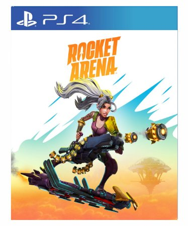 Rocket Arena- ps4 psn midia digital