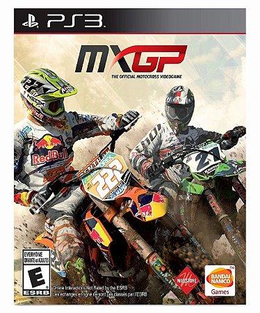 MXGP The Official Motocross - Ps3 PSN Mídia Digital