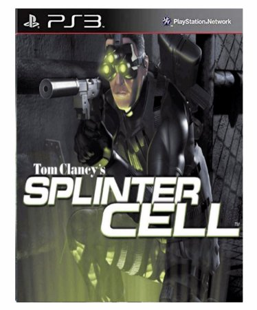 Tom Clancys Splinter Cell HD Ps3 Psn Mídia Digital